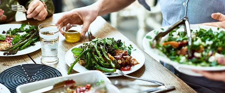 5 vooroordelen over vegetarisch eten
