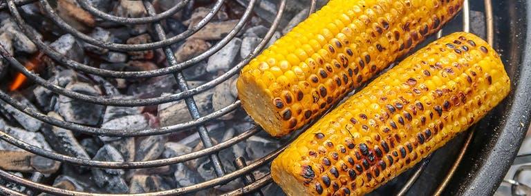 6x Vegetarisch op de barbecue