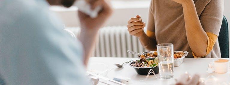 Gezond eten met onregelmatige diensten