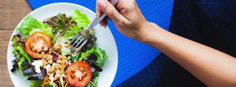 Mag je trainen op een lege maag?