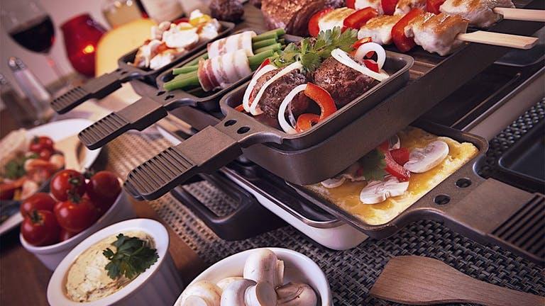 Gourmetten... the healthy way!