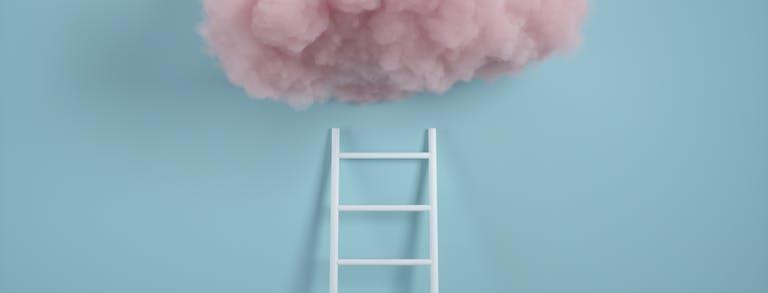 Beklim stap voor stap jouw eigen ladder