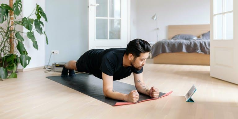 Thuis gym maken