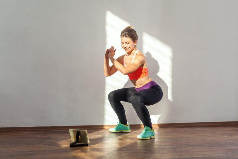 Maak kennis met de squat, de koning der oefeningen