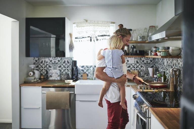 Koken met de kids