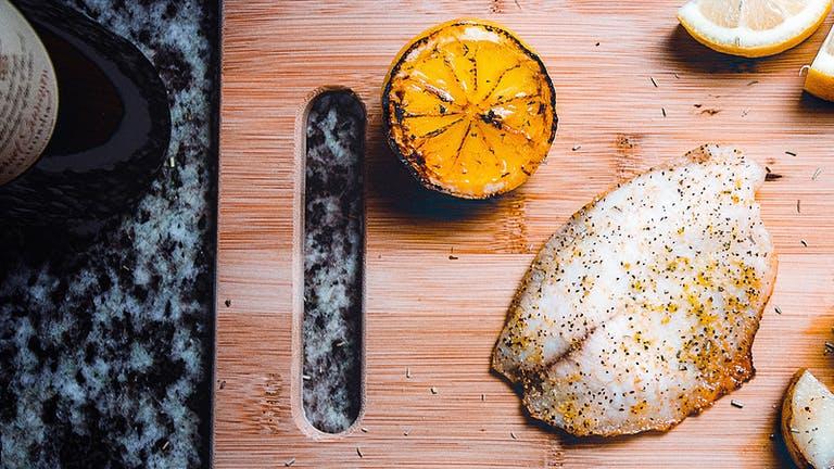 Recept van de Hartstichting: Kabeljauw met Italiaanse groenten