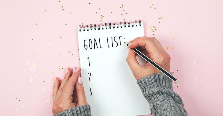 8 tips om je goede voornemens vol te houden