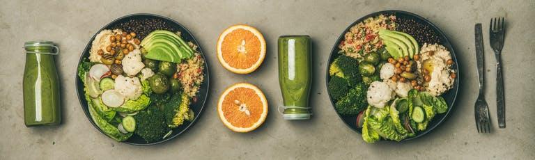 Vegetariër of vegan? Deze voedingsstoffen heb jij nodig